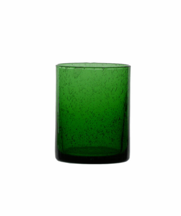 bicchiere bolgheri vetro soffiato