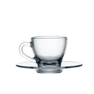 tazza ischia cappuccino con piatto
