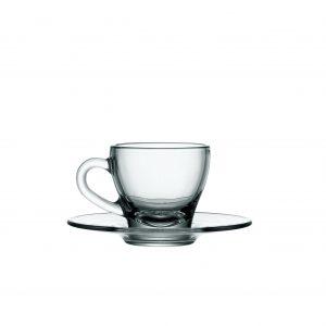 tazza ischia caffè con piatto