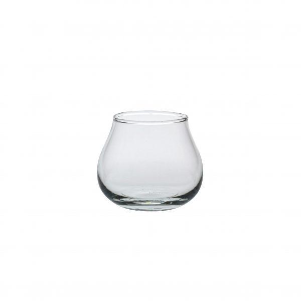 bicchiere assaggiaolio trasparente