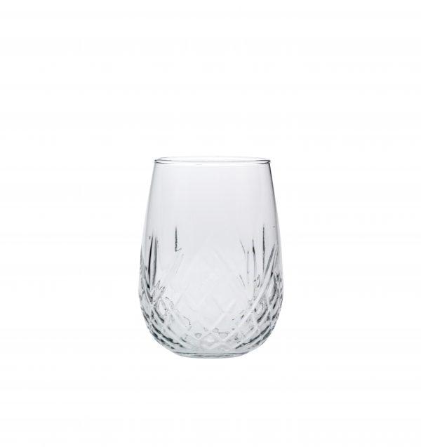 bicchiere rococò